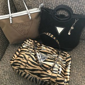 90's,Early 2000's Guess Bags